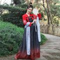 Custom made Hanfu As shown in Figure 1, as shown in Figure 2, as shown in Figure 3, as shown in Figure 4, as shown in Figure 5, as shown in Figure 6 M,S,L,XL female
