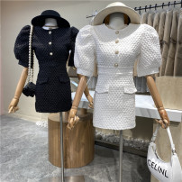 Fashion suit Summer 2021 M, L White, black 18-25 years old First Sight 31% (inclusive) - 50% (inclusive)