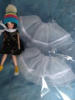 BJD doll zone Dress 1/6 Over 14 years old goods in stock Six, four, Juying, Sharon, Xiaobu Skirt lace