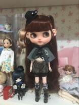 BJD doll zone suit 1/6 Over 14 years old goods in stock Small cloth size, holala size, 6 points BJD size