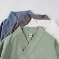 jacket Summer of 2019 Large chest 100-110cm, small chest 90-100cm Light green, white, light blue, light gray