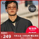 Jacket GXG Youth fashion black 175/L,180/XL,185/XXL,190/XXXL,165/S,170/M routine standard Other leisure autumn GY121353E Polyester 100% Long sleeves Wear out Baseball collar Youthful vigor youth routine Zipper placket Straight hem Closing sleeve other Zipper decoration polyester fiber More than 95%