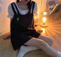 Fashion suit Summer 2021 Average size Top, vest, skirt 31% (inclusive) - 50% (inclusive) cotton
