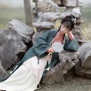 Hanfu 96% and above Autumn 2020 Xs, s, m, other sizes, l, XL cotton