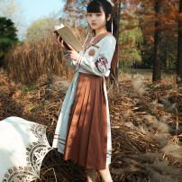 Dress Winter 2020 [hazy moon] S,M,L WITHPUJI