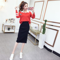 Fashion suit Autumn 2020 XS,S,M,L,XL 18-25 years old Other / other