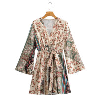 Dress Autumn 2020 As shown in the figure S,M,L singleton  street 18-24 years old 31% (inclusive) - 50% (inclusive) Europe and America