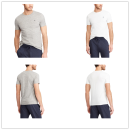Polo shirt Other leisure Other / other Youth fashion routine Self cultivation Four seasons Short sleeve cotton More than 95% S [suitable for 125 kg] white