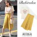 Fashion suit Summer of 2019 S,M,L,XL Yellow skirt, apricot top 18-25 years old Other / other 96% and above cotton