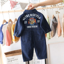 Fashion suit Autumn of 2019 73,80,90,100,110,120 navy blue Under 17 Other / other DM50569 96% and above cotton