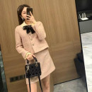 Fashion suit Winter 2020 S,M,L Black, pink 25-35 years old Other / other 81% (inclusive) - 90% (inclusive) cotton
