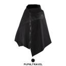 Scarf / silk scarf / Shawl polyester black Shawl multi-function Other / other