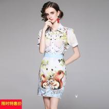 Fashion suit Summer 2021 Picture color M,L,XL,XXL