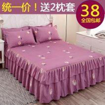 Bed skirt cotton Jin Meijiao Plants and flowers First Grade