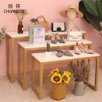 Clothing display rack Two centimeter water table small, two centimeter water table medium, two centimeter water table large, two centimeter water table medium and small two-piece set, two centimeter water table three piece set Happy leisure Official standard