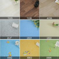 Floor leather (PVC floor) 1㎡ Other / other Coil material Others Multilayer composite See description 1.2mm (inclusive) - 3.2mm (inclusive)