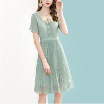 Dress Summer 2020 green S,M,L,XL,2XL
