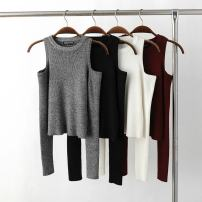 Wool knitwear Autumn 2020 S, M white , grey , black , claret other 30% and below