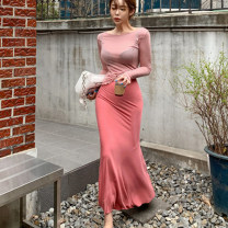 skirt Autumn 2020 Average size Grey skirt, black skirt, pink skirt, coral pink coat, white coat, black coat longuette commute High waist skirt Solid color Type A 25-29 years old 91% (inclusive) - 95% (inclusive) other ZILIHUA other Korean version 251g / m ^ 2 (including) - 300g / m ^ 2 (including)