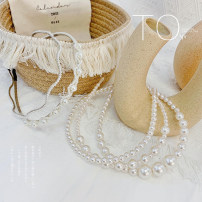 Hair accessories Large gradual change pearls, wave pearls, large and small interval pearls, regular pearls, fisheye pearls Other / other female