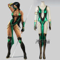 Cosplay women's wear Over 14 years old Miles / all over the sky Europe and America Real people play x X jade cos Customized suit game Full set 280 (female), Jumpsuit: 180, mask 40, glove 60, sock 60, belt 40, arm guard 10, chain 10 Xs, s, m, l, XL, XXL, XXXL, customized