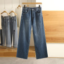 Jeans Spring 2021 Denim blue S,M,L,XL trousers routine 20C3K268 Other / other 96% and above