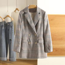 suit Spring 2021 Cornus officinalis powder S,M,L,XL Long sleeves routine 20C2WT156 51% (inclusive) - 70% (inclusive) Other / other