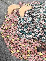 Dress Summer 2021 Purple white group, pink yellow group XS,S,M,L,XL,2XL knitting cotton