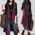 Vest Spring of 2019 Purple with grey Average size Medium length other commute No buckle other 31% (inclusive) - 50% (inclusive) cotton