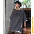 T-shirt Youth fashion Black, white, dark gray, t3168 light green, t3168 white, t3168 gray, t3168 black, t238 white, t238 black, t238 sky blue, t238 fruit green, t238 green, t238 dark gray, t238 yellow, > Click to view size < take this default hair black routine Tagkita / she and others Short sleeve
