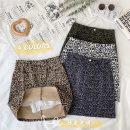 skirt Summer 2021 S,M,L,XL Yellow leopard, white leopard, green leopard, dark gray leopard Short skirt commute High waist A-line skirt Leopard Print Type A 18-24 years old 5548H 81% (inclusive) - 90% (inclusive) cotton Korean version