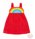Dress Red, blue female Other / other Cotton 100%