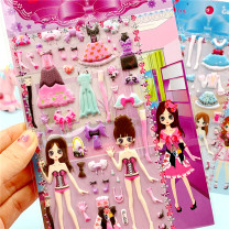 Stickers 2, 3, 4, 5, 6, 7, 8, 9, 10, 11, 12 years old Flash music Less than 10 yuan