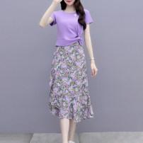 Fashion suit Summer 2020 S,M,L,XL,XXL Avocado Green 9008, purple 90127375, purple 1521, pink 1521, purple 1039 5.23-3 51% (inclusive) - 70% (inclusive)