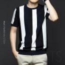 T-shirt Youth fashion Black, solid - dark blue, solid - light green, dark blue - cross cut thin M,L,XL,XXL,XXXL,XXXXL,XXXXXL Others Short sleeve Crew neck Self cultivation daily Four seasons Other 100% other