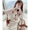 Dress Winter 2020 Apricot suit S,M,L,XL