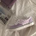 canvas shoe Other / other Low Gang Purple, black, pink 35,36,37,38,39,40 Summer 2020 Frenulum Korean version rubber