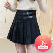 skirt Winter 2020 S,M,L,XL black A8Q395002