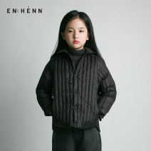 Down Jackets 100cm,110cm,120cm,130cm,140cm,150cm,160cm 95% White duck down children ENHENN black nylon have cash less than that is registered in the accounts nothing Single breasted Solid color EV1900202 Class B Polyamide fiber (nylon) 100% Polyamide fiber (nylon) 100% leisure time Chinese Mainland