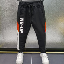 trousers Other / other male 27 (130-138), 28 (139-145), 29 (146-149), 30 (150-158), 31 (159-163) black No season trousers leisure time Casual pants Leather belt middle-waisted cotton Don't open the crotch Class B 7, 8, 14, 13, 11, 10, 9, 12 Chinese Mainland