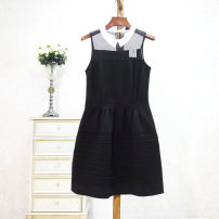 Dress Summer of 2018 black S,M,L,XL 25-29 years old