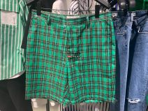 Casual pants Trendiano Youth fashion Black green S,M,L,XL Shorts (up to knee) Travel? easy