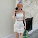 Fashion suit Spring 2020 Average size White, black 31% (inclusive) - 50% (inclusive)
