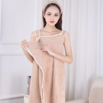 Bath towel 13, 14 Other / other Bow Bath skirt Chinese Mainland Watermelon red, high density purple, high density pink, high density Matcha green, high density camel, high density light blue, high density dark blue, high density meat powder