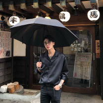 shirt Youth fashion Others routine other Long sleeves easy Other leisure Four seasons teenagers Exquisite Korean style 2019 Easy to wear