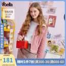 short coat Winter of 2019 S M L Turmeric Pink Long sleeves routine routine singleton  easy commute routine stand collar Single breasted Solid color 18-24 years old Puella 96% and above cotton cotton Cotton 99.2% others 0.8% Same model in shopping mall (sold online and offline)