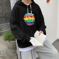 Sweater Youth fashion Others Pink, black, yellow other Socket autumn
