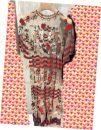 Dress Summer 2021 Picture color S,M,L Mid length dress Two piece set Short sleeve commute Crew neck Decor zipper One pace skirt routine Others Type A Other / other Retro Embroidery, Gouhua, hollow out, three-dimensional decoration, nail beads gkyui321987 More than 95%