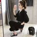 Fashion suit Autumn of 2018 S,M,L,XL,XXL,XXXL black