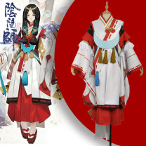 Cosplay women's wear suit goods in stock Over 14 years old Average size Dazzling Chinese Mainland Yin Yang teacher Cos clothing